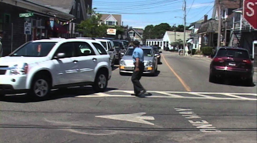 Provincetown Dancing Cop
