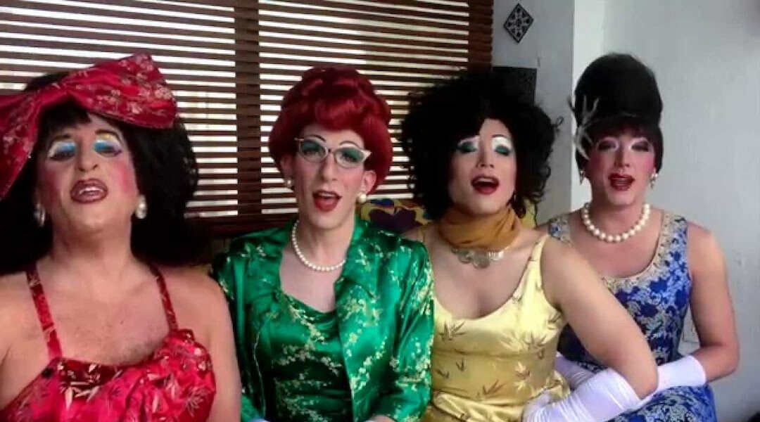The Kinsey Sicks: Naked Drag Queens Singing
