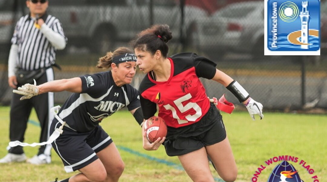 Womens Flag Football Provincetown