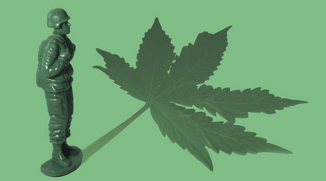 Soldiers and Marijuana