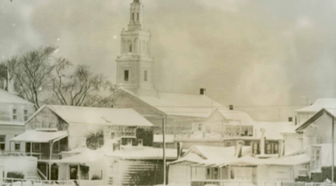 The Spanish Flu and Provincetown