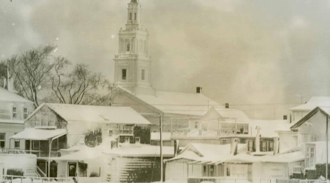 UU Meeting House Provincetown History