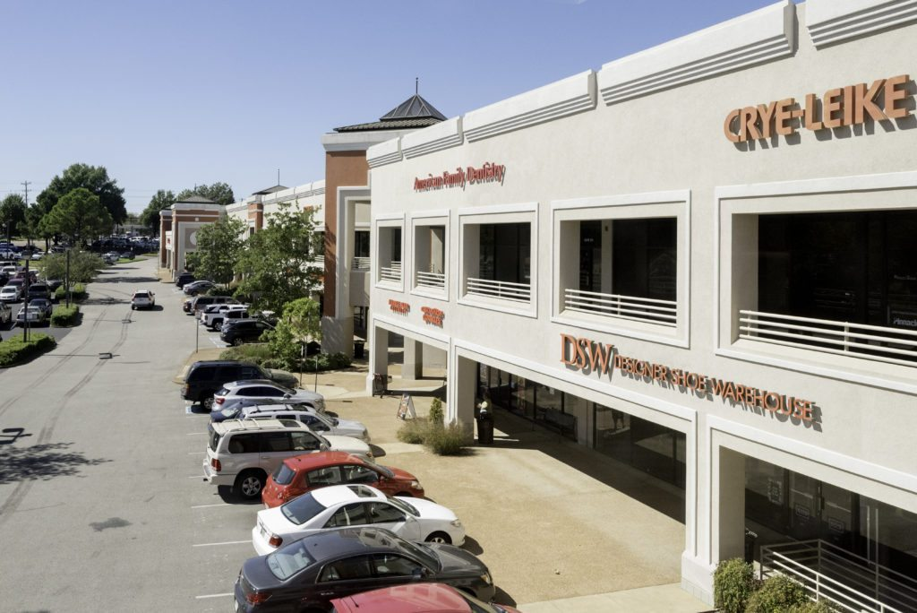 PEBB Enterprises - Germantown Square, Memphis, Tennessee Retail 3