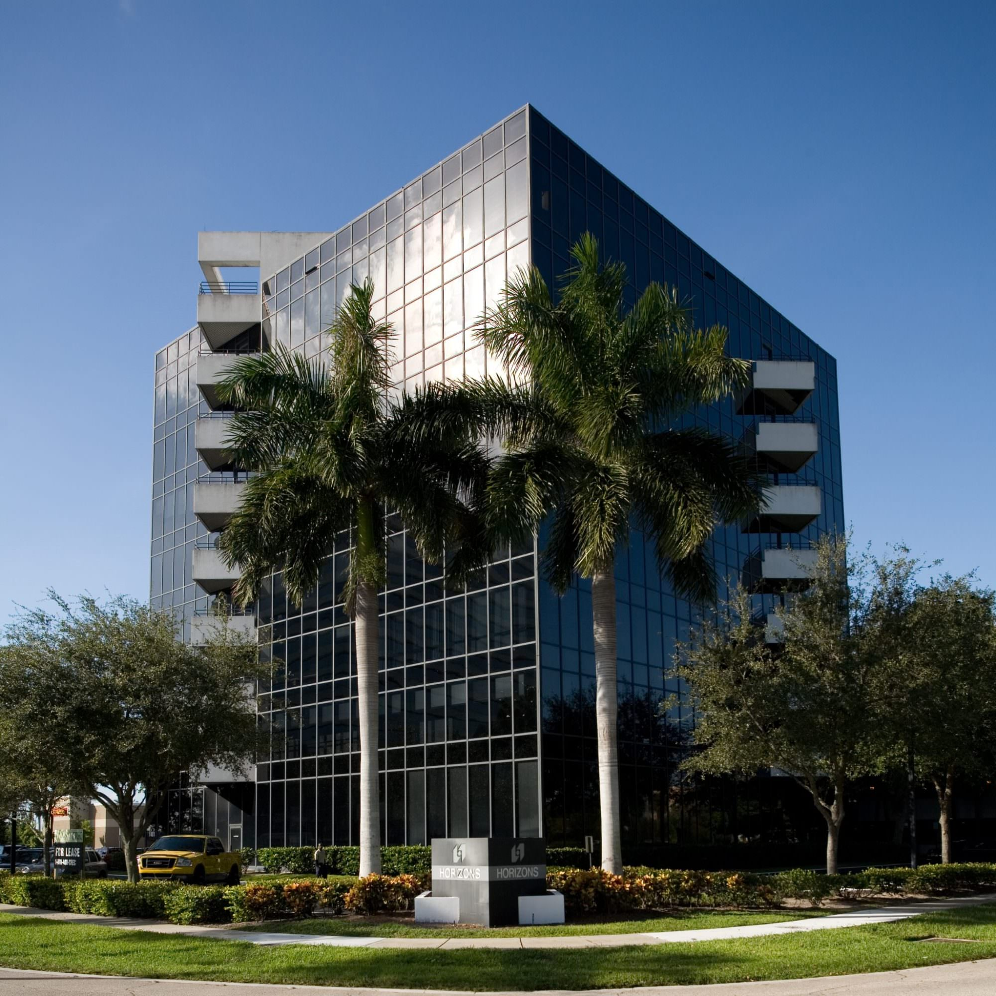 Oct. 20th, 2011 - West Palm Beach, Florida: Exterior view of the Horizon Office Center at 1041 Forum Way in West Palm Beach.
