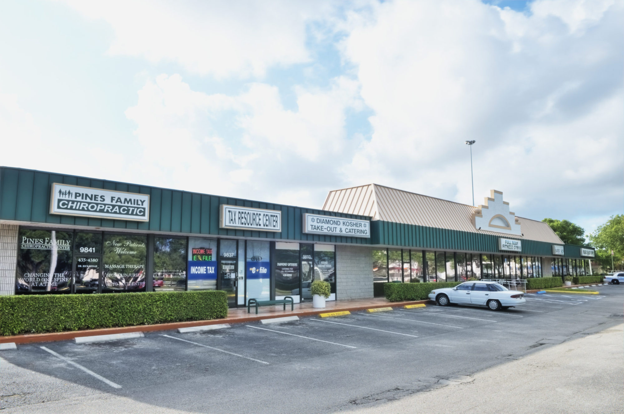 PEBB Enterprises - Palm Square, Pembroke Pines, Florida 1