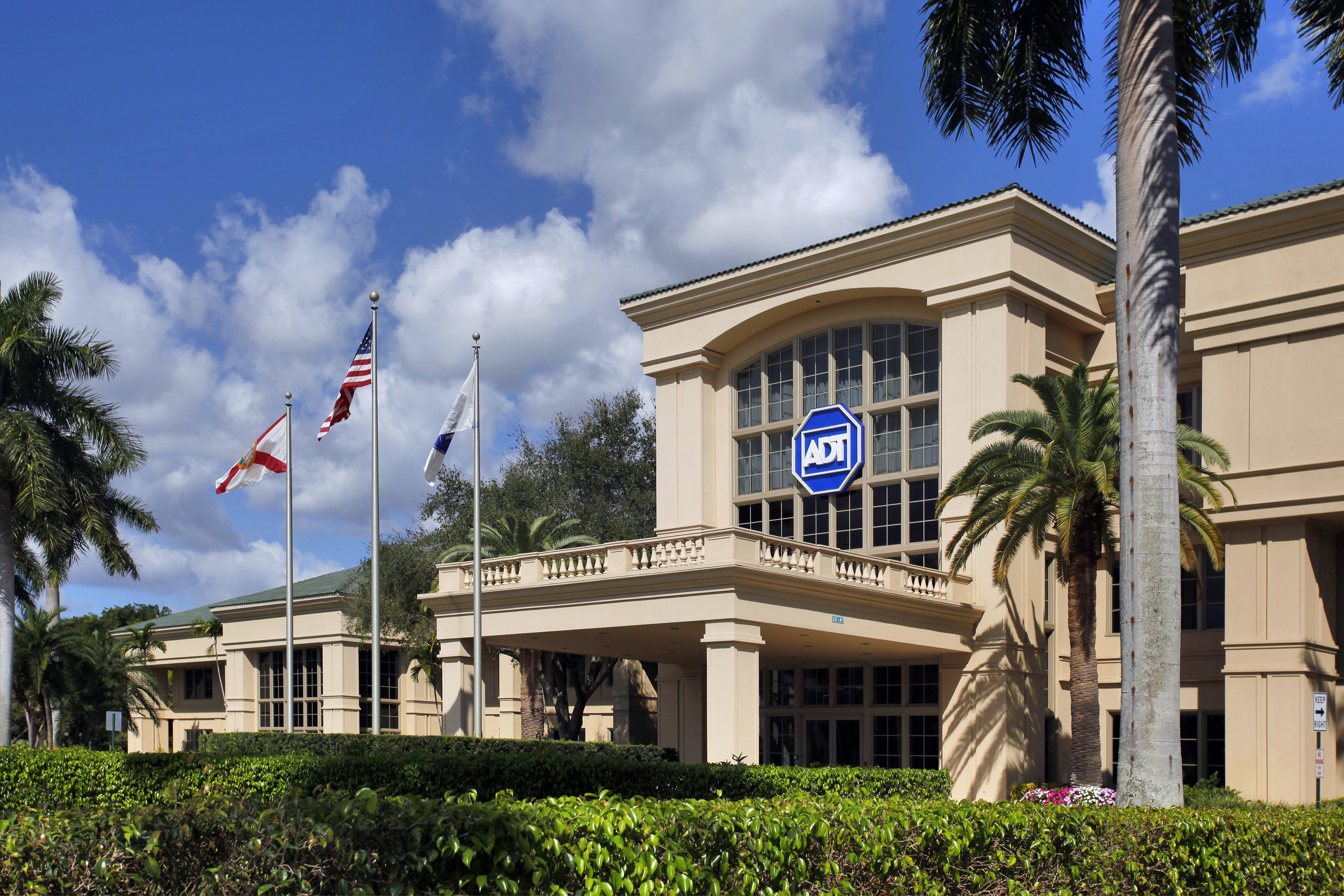 <strong>ADT Global Headquarters</strong><br> Boca Raton, FL
