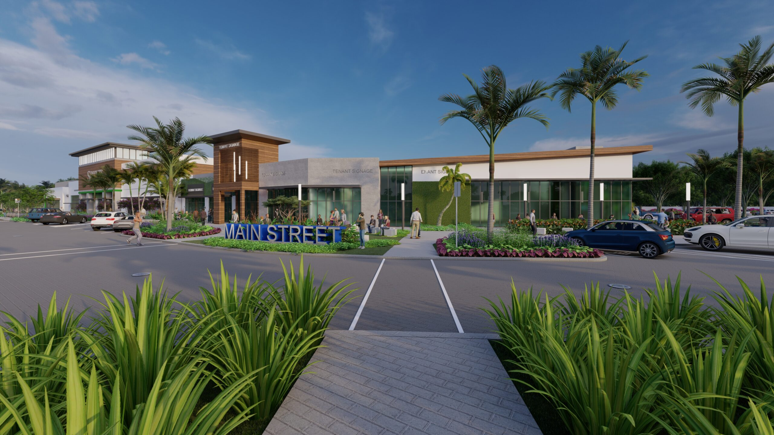 PEBB Enterprises and Banyan Development Obtain $26.95 Million Construction Loan for Mainstreet at Boynton