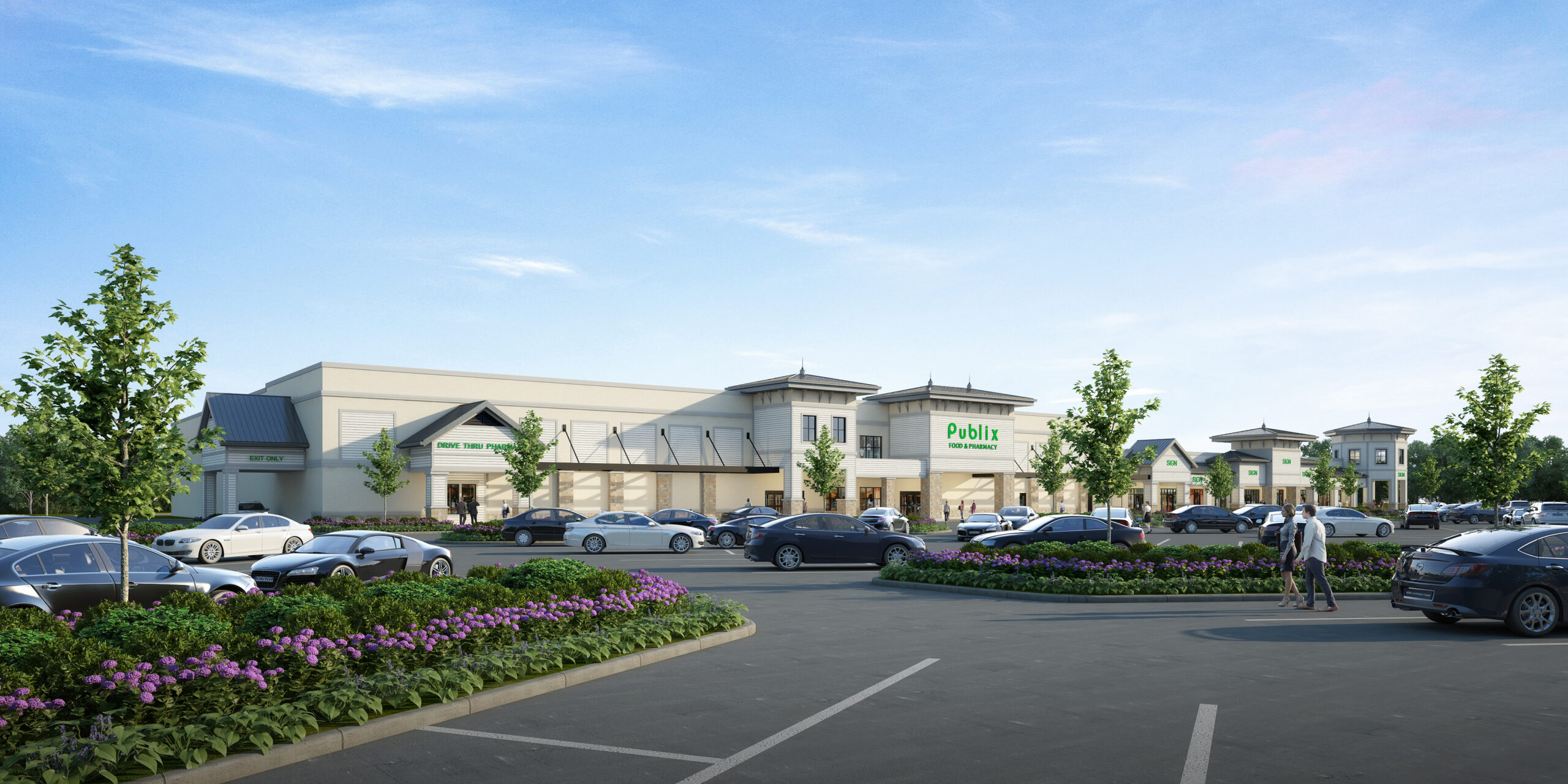 PEBB Enterprises Unveils Plans for New Publix-Anchored Retail Development near Jacksonville