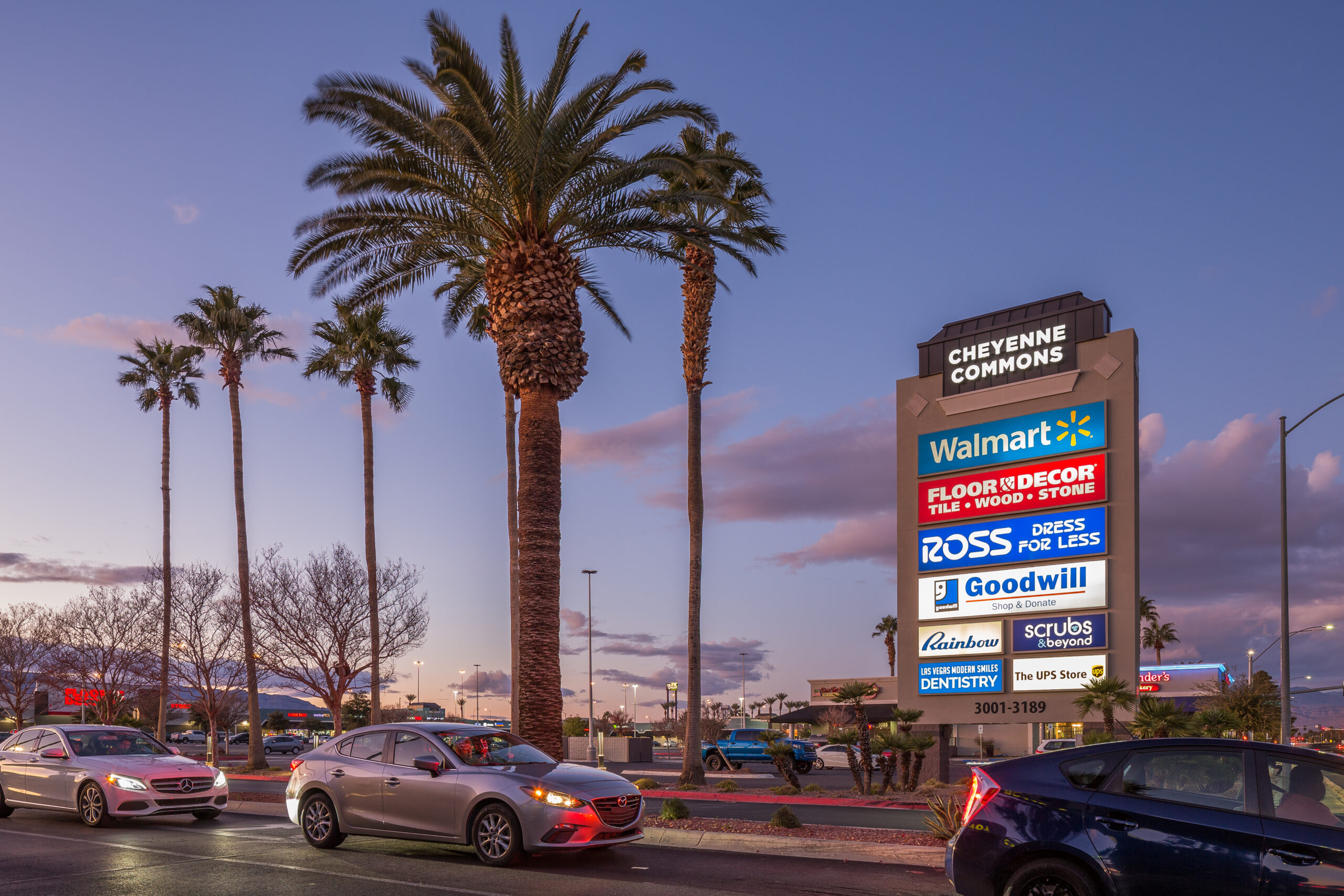 <strong>Cheyenne Commons</strong><br> Las Vegas, NV