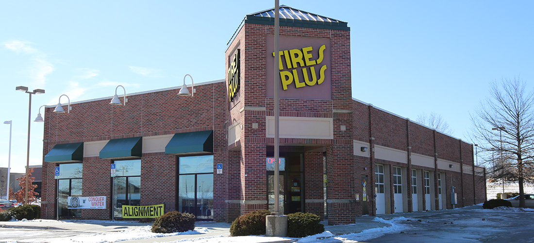 PEBB Enterprises Sells Kansas Retail Property Leased to Tires Plus