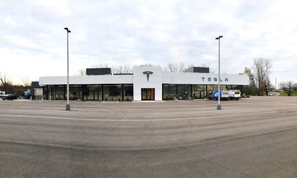 PEBB Enterprises Closes $9.12 Million Sale of Tesla Service Plus Center in Minnesota
