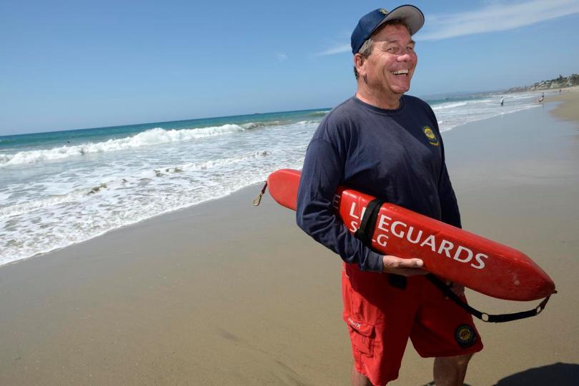 Scott Underhill - Lifeguard - Insurance Broker