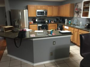 San Antonio Kitchen Remodeling Project