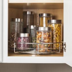Kitchen cabinet customized design accessory San Antonio