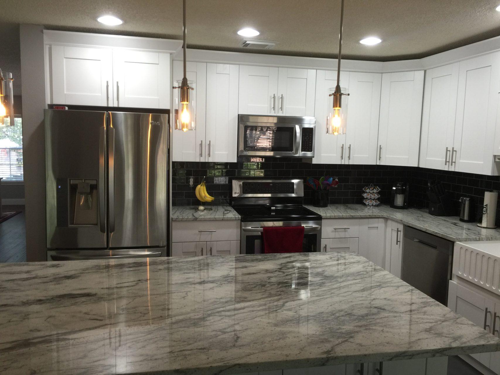 Shavano Park Kitchen Remodeling Project San Antonio Kitchen Cabinets
