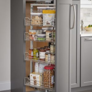 San Antonio Cabinet Space Storage Customized Kitchen