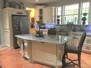 Alamo Heights Kitchen Remodeling Stone Oak San Antonio Cabinets Countertops Shaker Custom