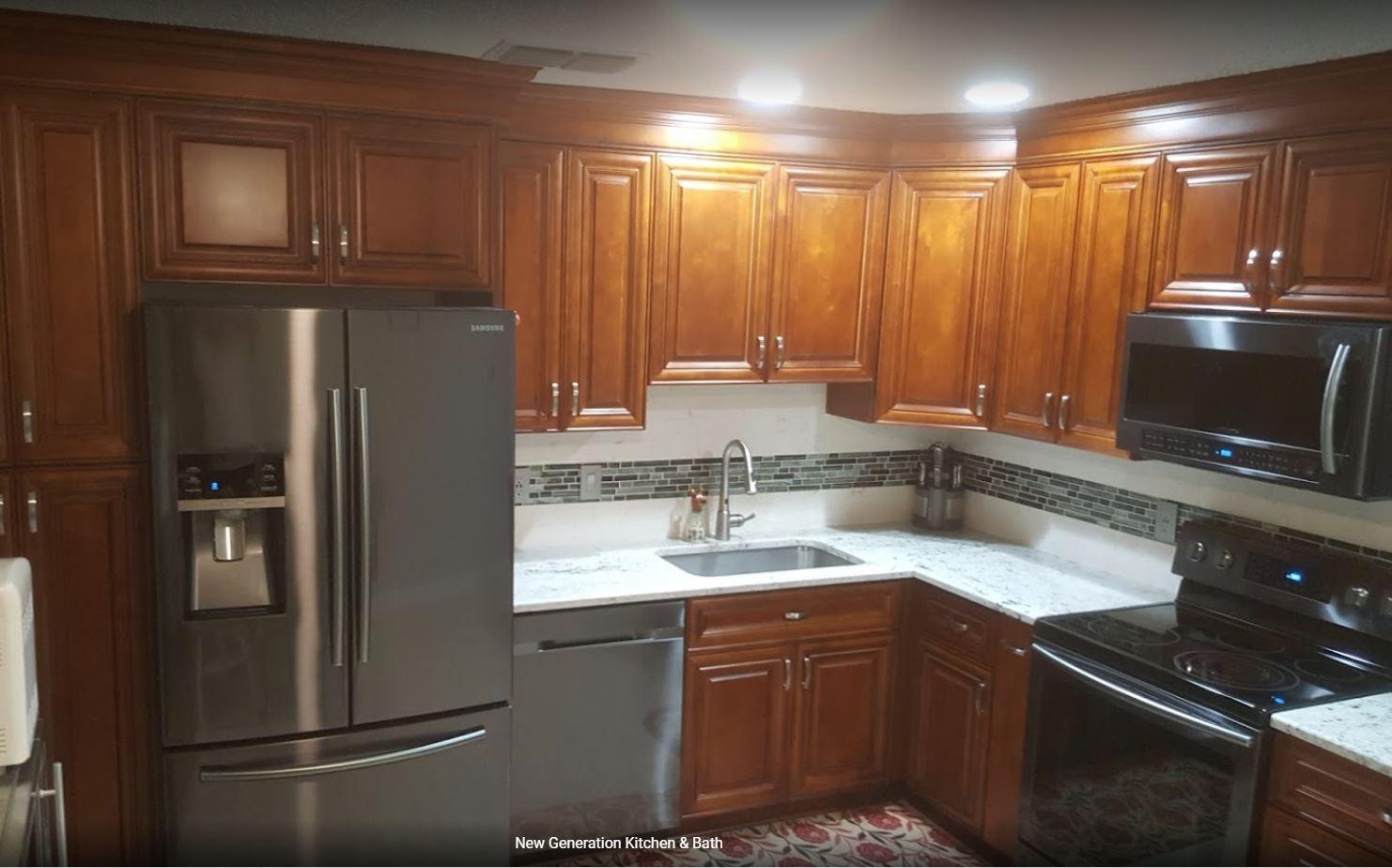 Custom Kitchen Remodeling San Antonio