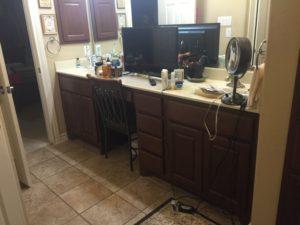 Bathroom Vanity Upgrade San Antonio