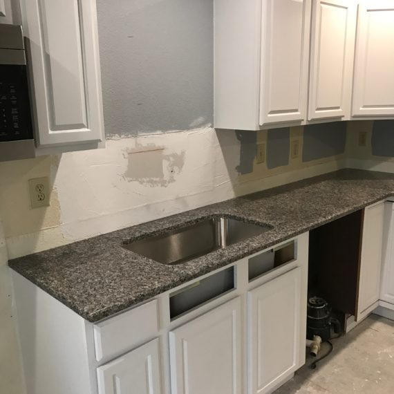 Kitchen Cabinet Upgrade San Antonio