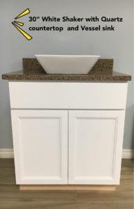 New Bathroom Vanity San Antonio
