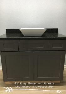 Custom Bathroom Vanity San Antonio