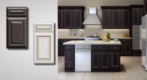 San Antonio RTA Kitchen Cabinets