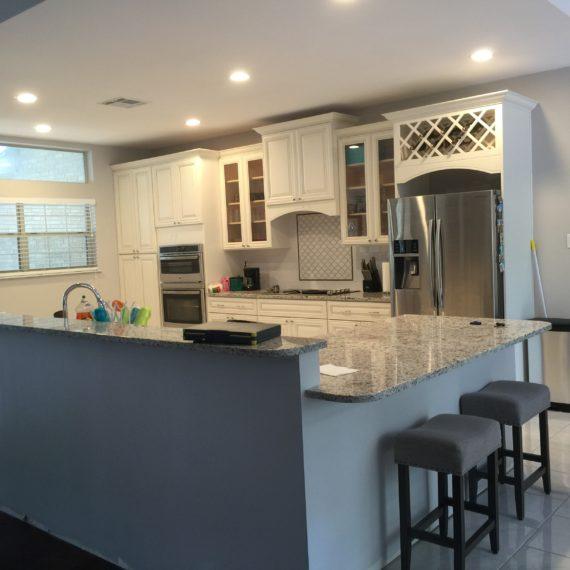 San Antonio Cabinet Designer Remodeling