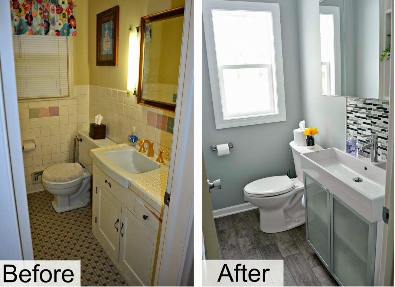 Bathroom Remodeling On A Budget New