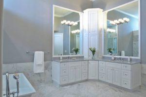 San Antonio bathroom remodeling contractors affordable stone oak bathroom renovations bathroom cabinets kitchen cabinets countertops vanities flooring tile sinks alamo heights RTA cabinets granite marble quartz Rebath