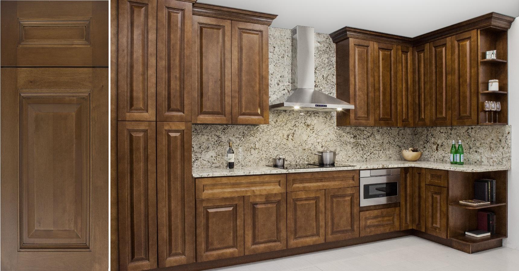 Maduro Frameless Cabinets - New Generation Kitchen & Bath