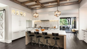 San Antonio white kitchen remodeling
