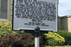 suffrage-hikes-marker-Garrett-County