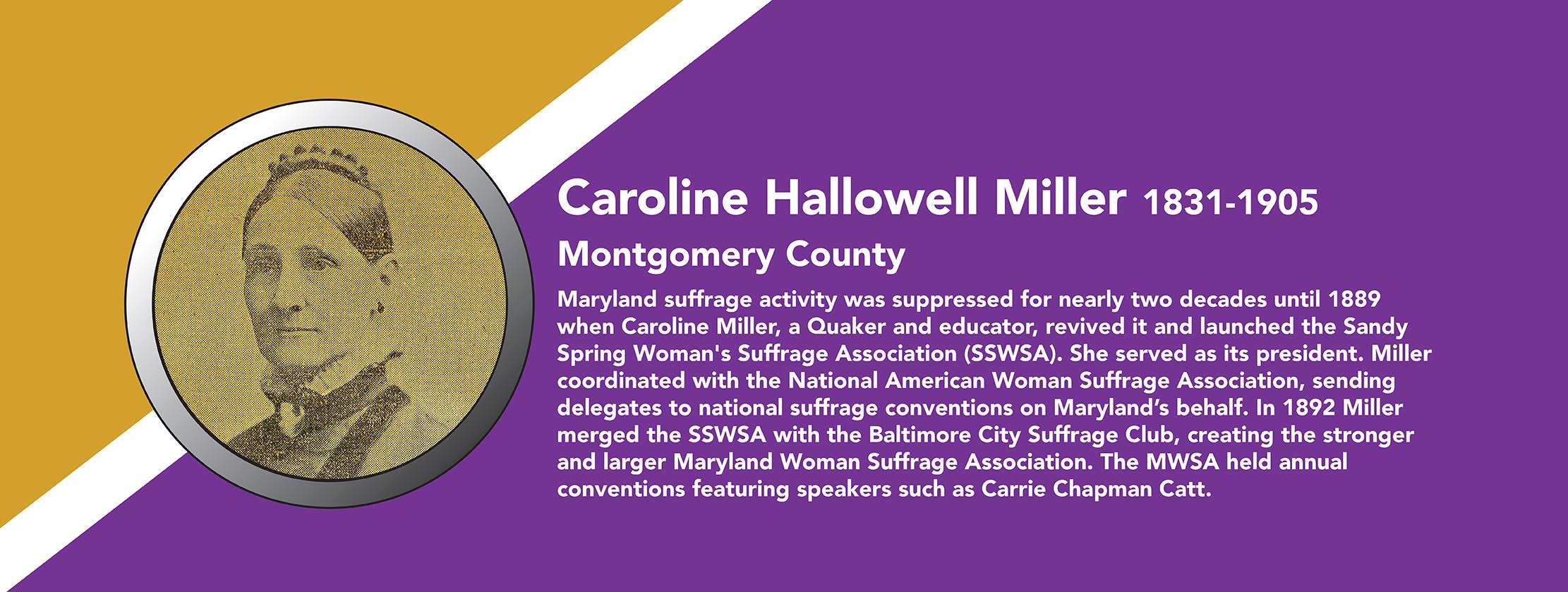Caroline Hallowell Miller