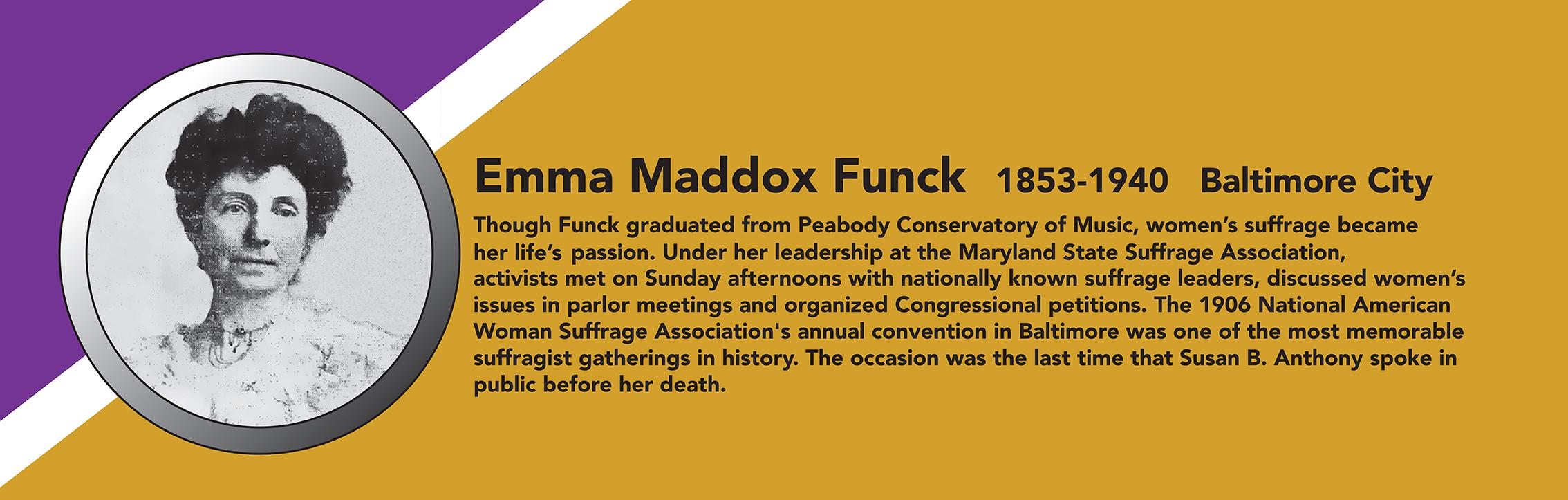 Emma Maddox Funck