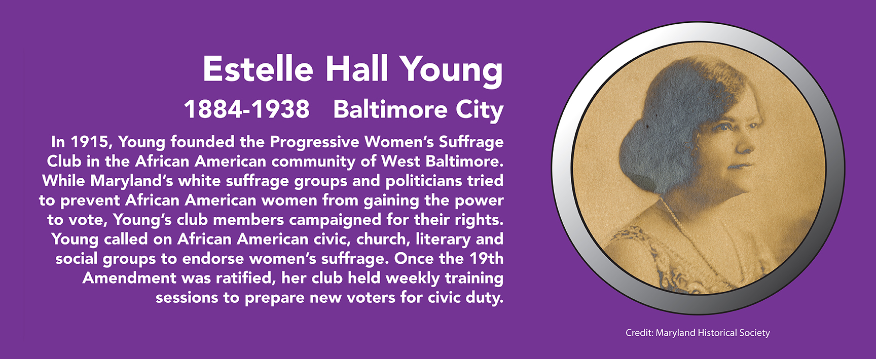 Estelle Hall Young