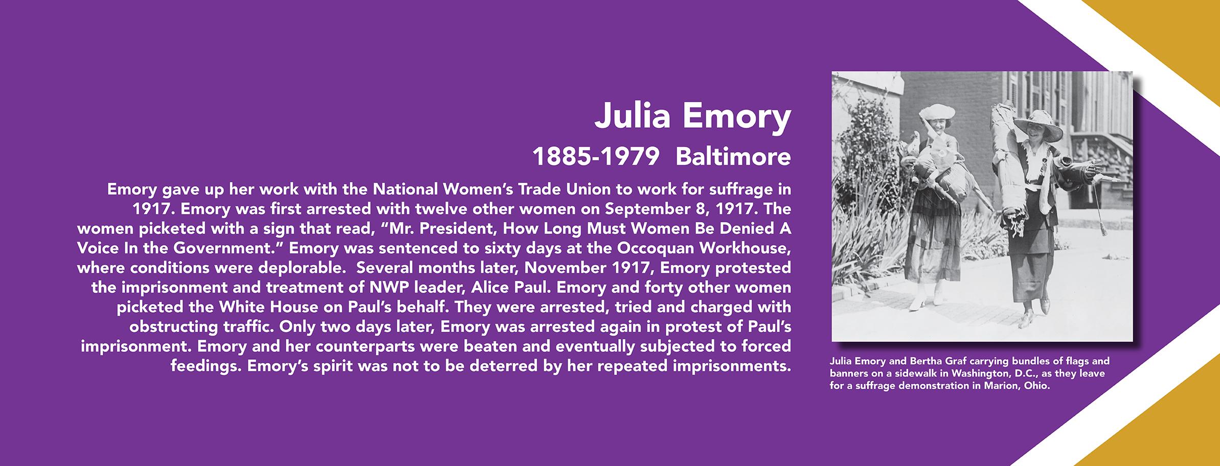 Julia Emory