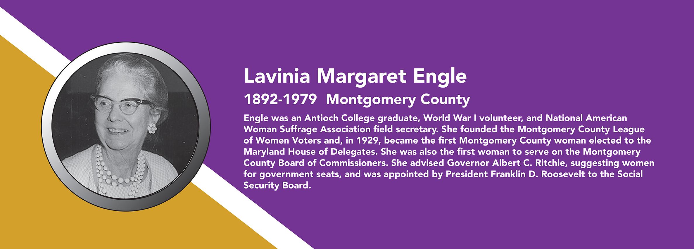 Lavinia Margaret Engle