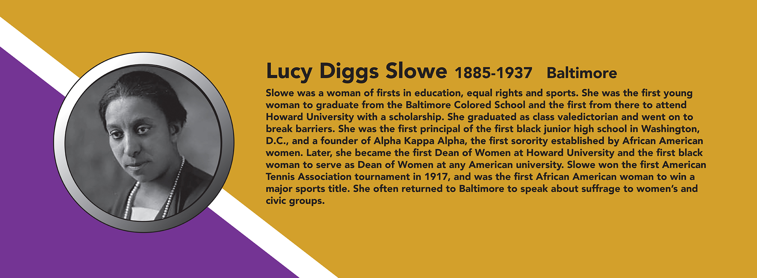Lucy Diggs Slowe
