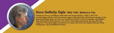 Dora Gelletly Ogle