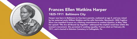 Frances Ellen Watkins Harper