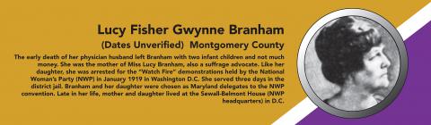 Lucy Fisher Gwynne Branham
