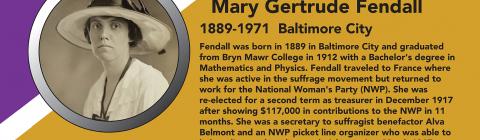 MaryGertrudeFendall