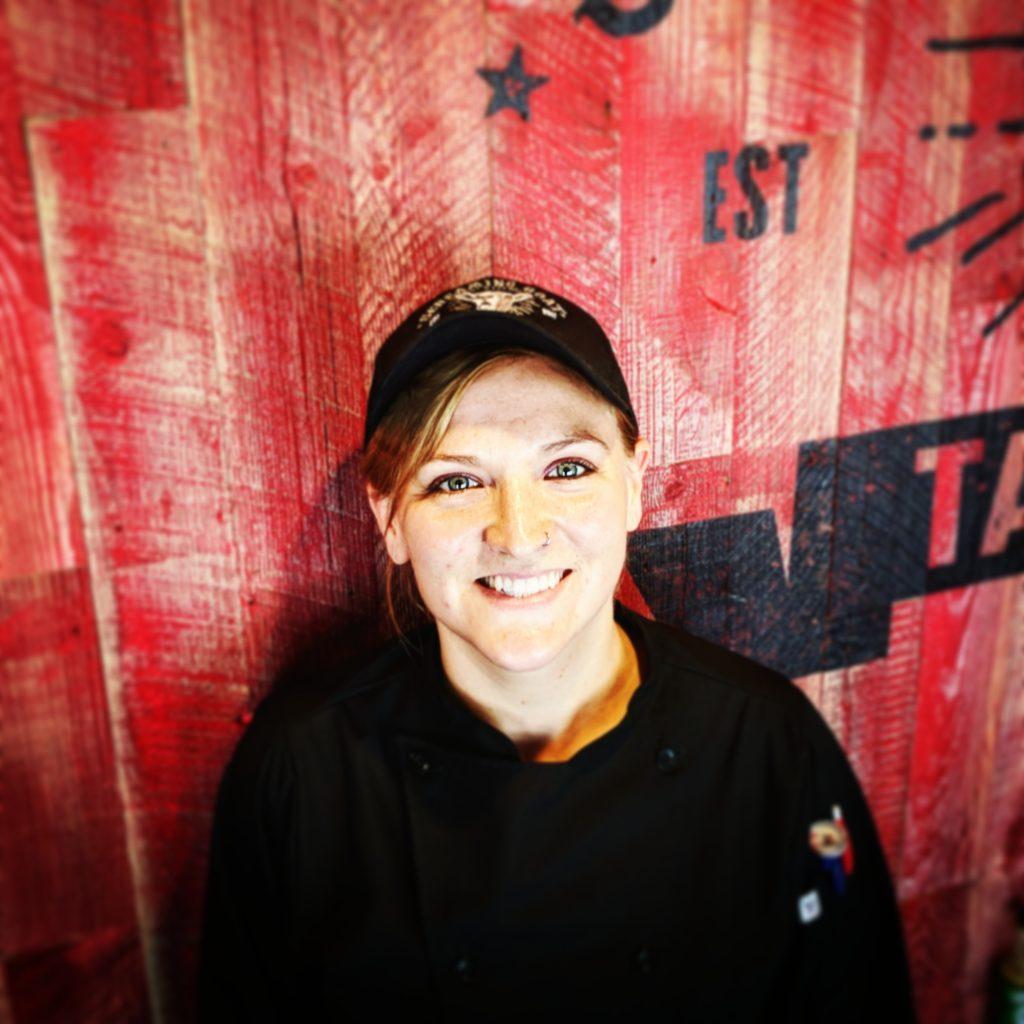 Bianca Pineda, Screaming Goat Sous Chef