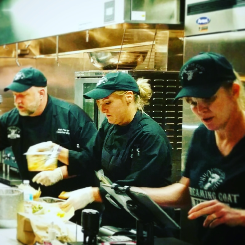 Chef Bianca Pineda, Chef Malin Parker, Amy Parker, Screaming Goat Taqueria, Sarasota, Florida, Gulf Gate