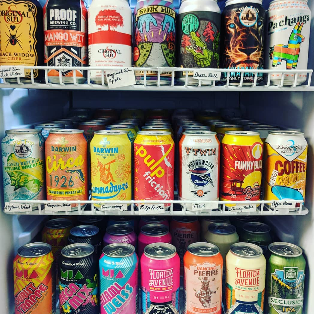 Craft Beer at The Screaming Goat Taqueria