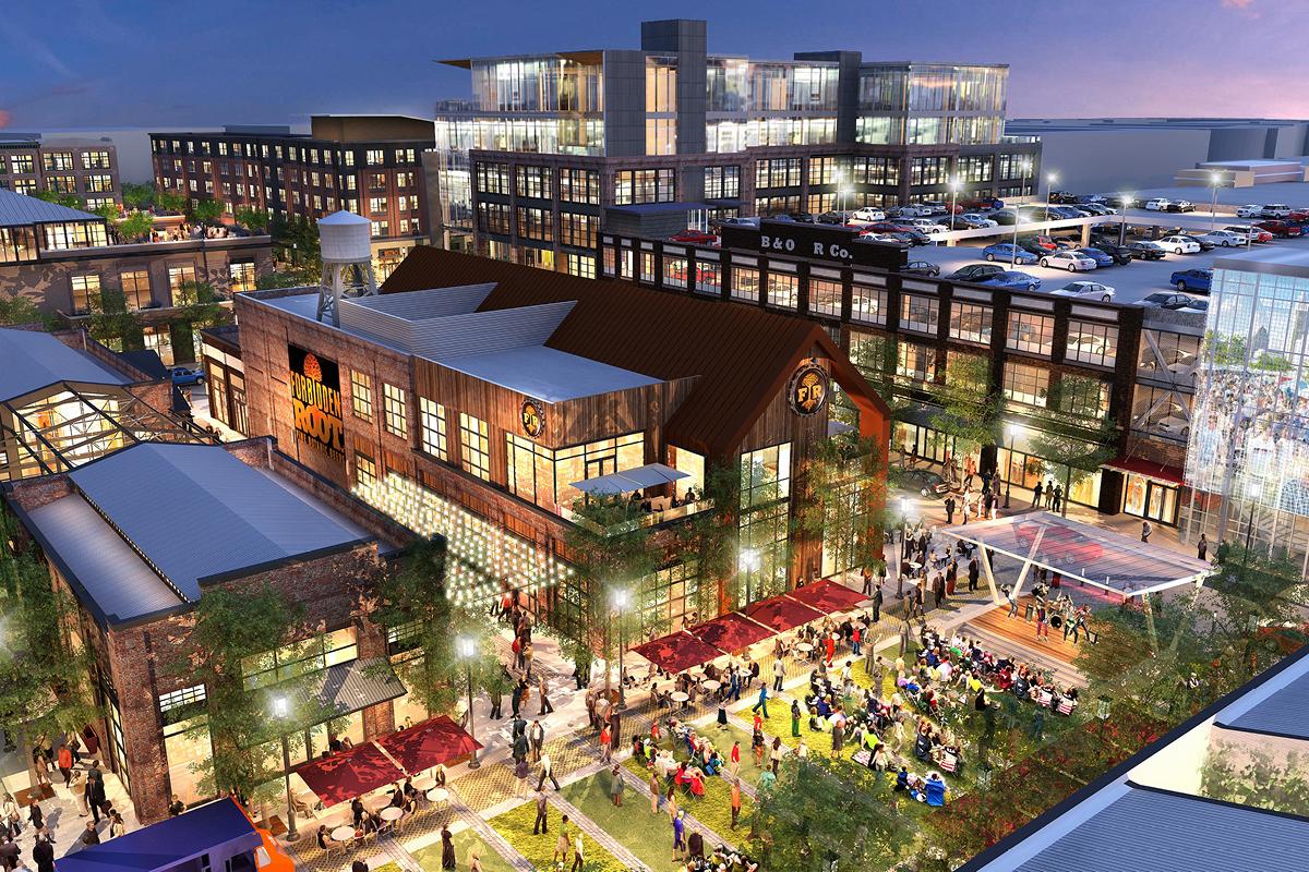 Easton Urban District Ohio Design Architect
