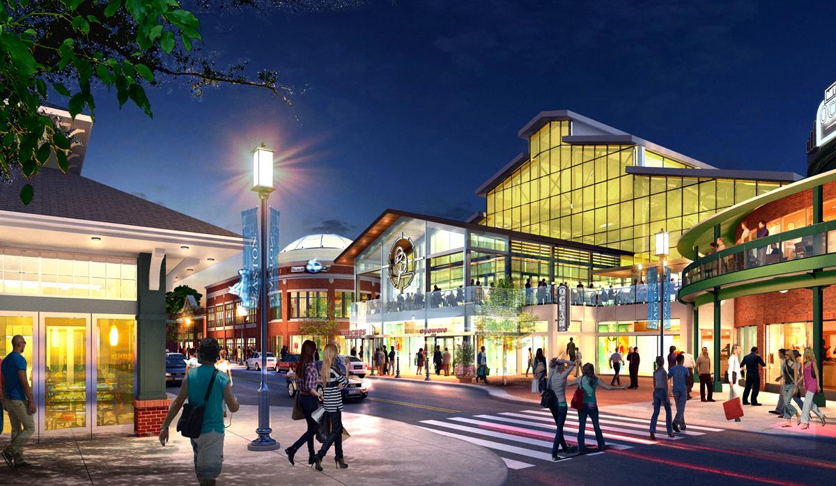 Easton Station Ohio Design Architect Feature