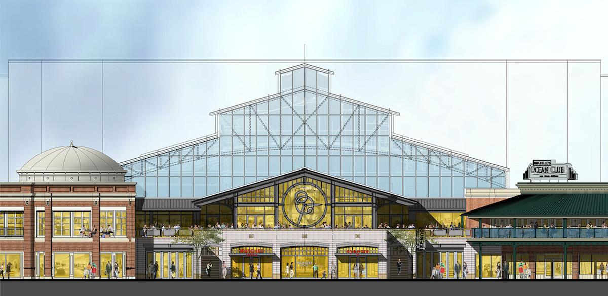 Easton Station Ohio Front Design