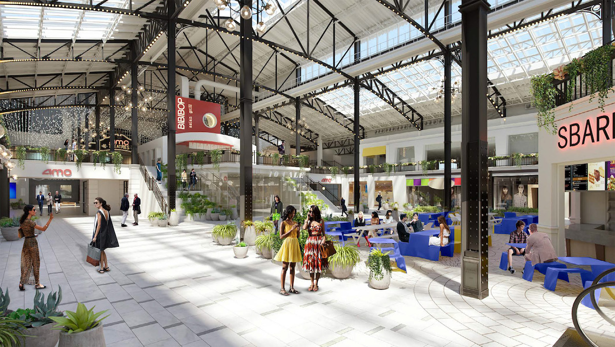 Easton Station Ohio Interior Design Architect
